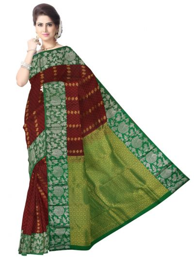 Bairavi Traditional Silk Saree - MAE43282678