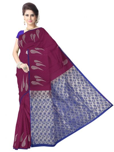 Bairavi Traditional Silk Saree - MAE4382710