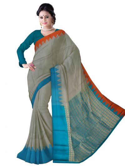 MAE4423815 - Vipanji Traditional Silk Saree