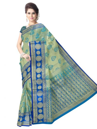 Fancy Art Jari Silk Saree