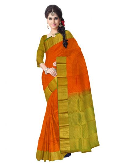 Bairavi Traditional Silk Saree