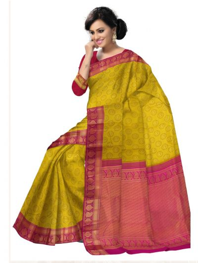 Vivaha Wedding Silk Saree - MBA4726264