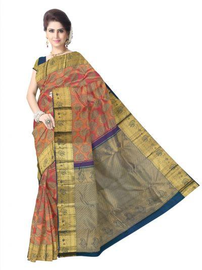 Vivaha Wedding Kanchipuram Silk Saree