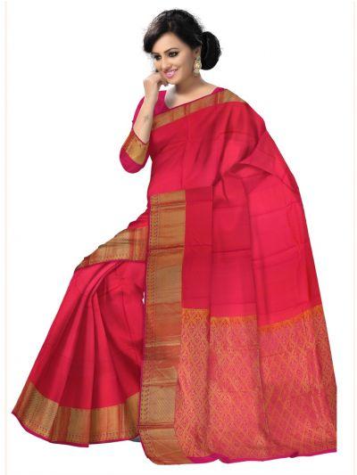 Bairavi Traditional Silk Saree-MBA4885631