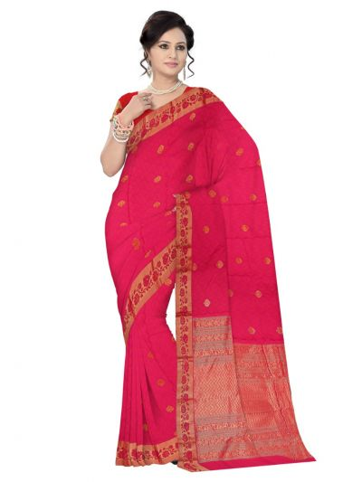 Bairavi Traditional Silk Saree-MBA5001686