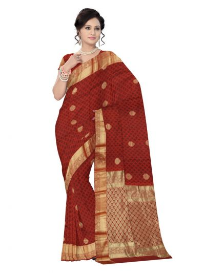 MBA5001687-Bairavi Traditional Silk Saree