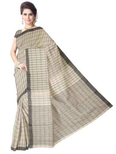 Chammeli Linen Cotton Saree