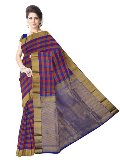 MBA5208261-Traditional Silk Saree