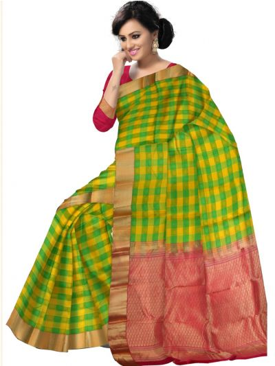 Bairavi Traditional Silk Saree - MBA5208262