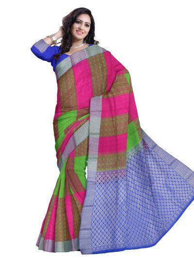 MBA5208263-Bairavi Traditional Silk Saree