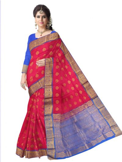 Bairavi Traditional Silk Saree - MBA5353715