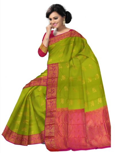 MBA5353744 - Bairavi Traditional Silk Saree