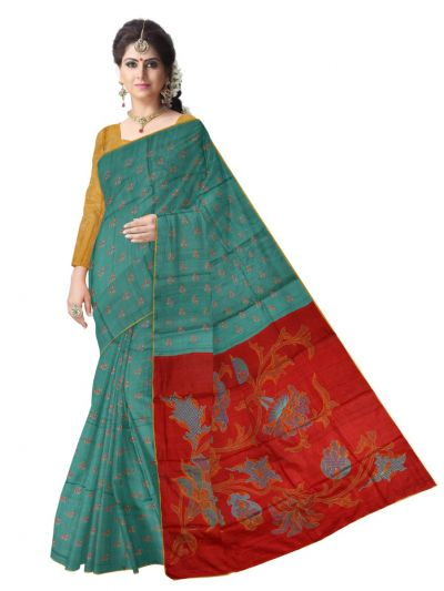 MBB5590810-Kyathi Pure Handloom Banarasi Silk Saree