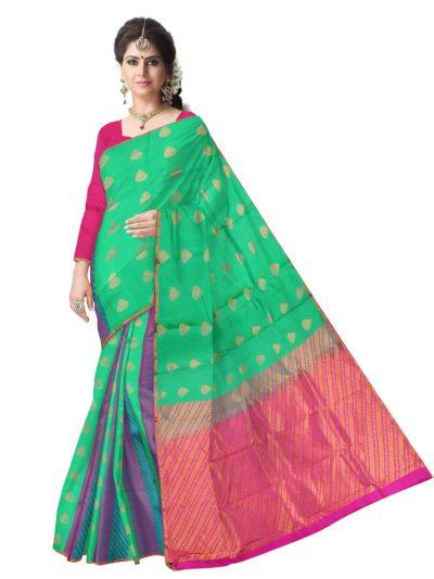 Bairavi Traditional Silk Saree - MBB5601772