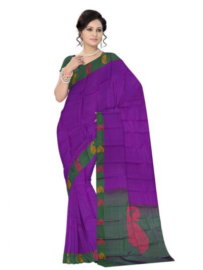 Vipanji Soft Silk Saree - MBB5899441