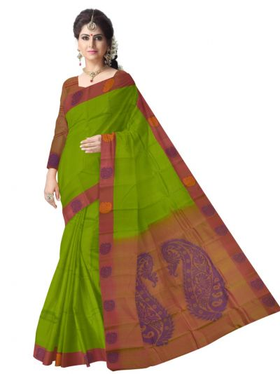 MBB5899442 - Vipanji Soft Silk Saree