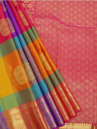 MBB6154307 - Vipanji Traditional Silk Saree