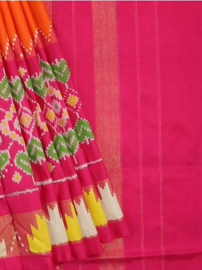 MBC6171388 - Pochampally Ikat Silk Saree