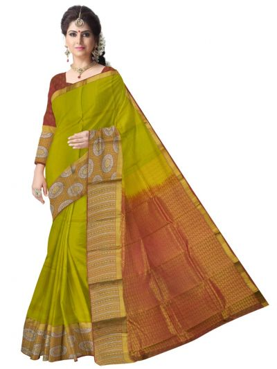 MBC6251726-Vipanji Traditional Silk Saree