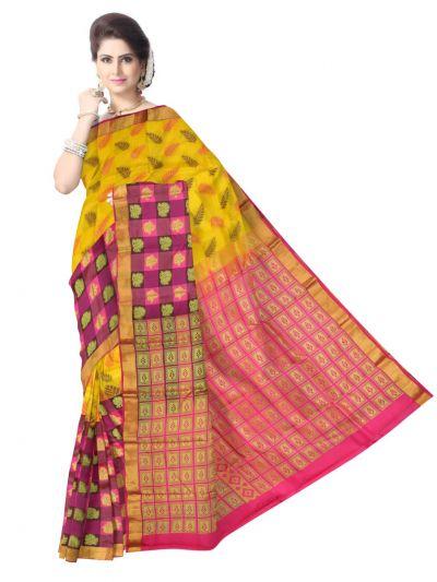 Bairavi Traditional Silk Saree - MBC6386716