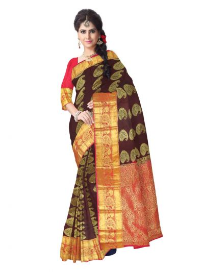 MBC6469212 - Gift Stonework Art Silk Saree