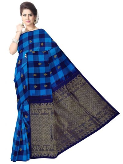 Bairavi Traditional Silk Saree-MBC6854660