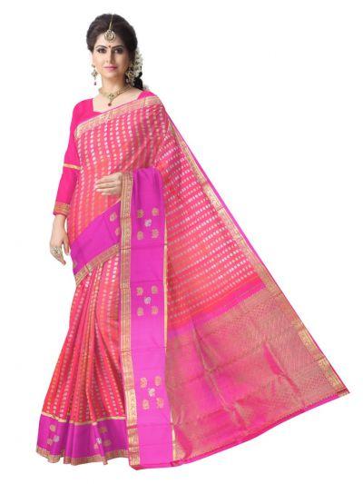 Vivaha Exclusive Wedding Silk Saree - MBD7070717