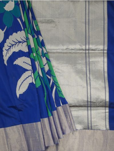 MBD7221871 - Kyathi Pure Handloom Banarasi Silk Saree
