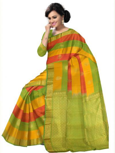 MCA7838173-Bairavi Traditional Multi Silk Saree