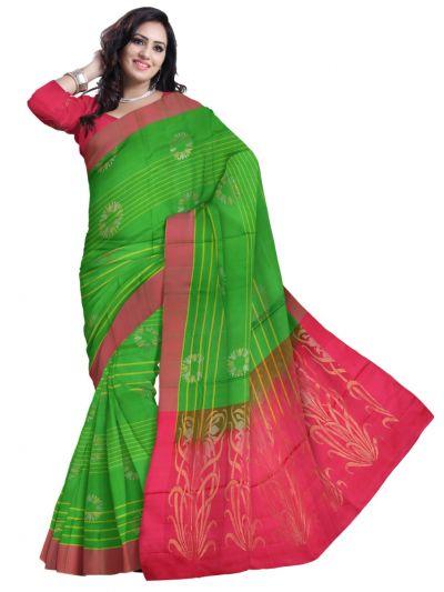 MCA7897325-Kanmanie Soft Silk Saree