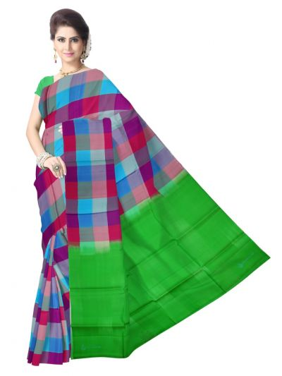 MCA7897326-Kanmanie Soft Silk Saree