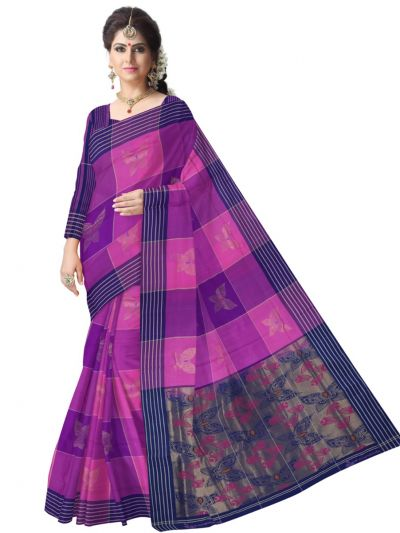 MCA7897542 - Kanmanie Soft Silk Saree