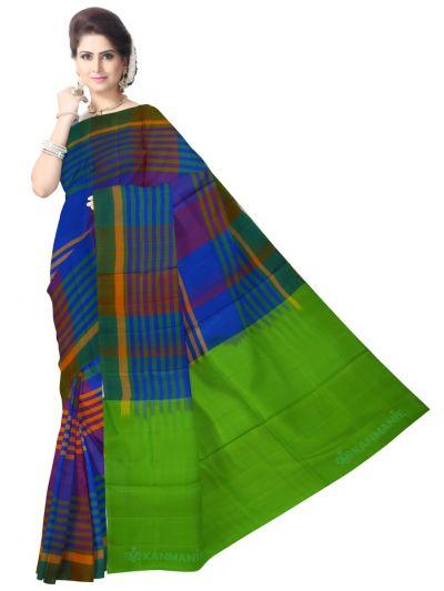 MCA7941845-Kanmanie Soft Silk Saree