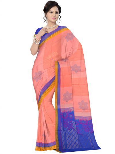 MCA7957300-Kanmanie Soft Silk Saree