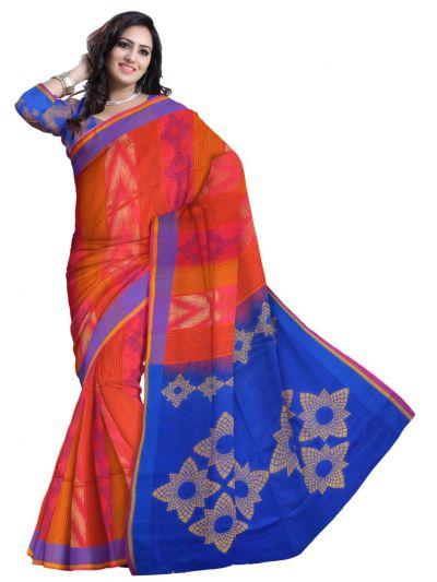 MCA7957301-Kanmanie Soft Silk Saree