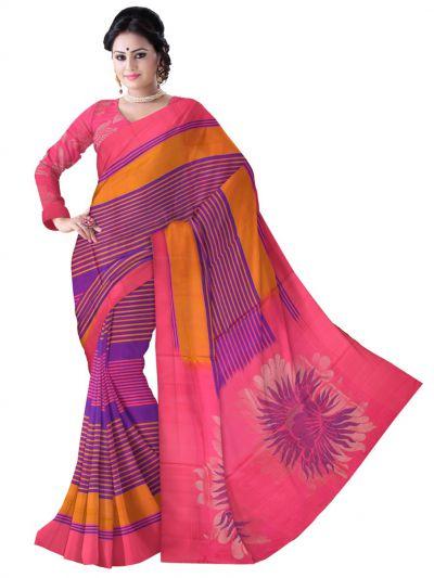 MCA7957302-Kanmanie Soft Silk Saree