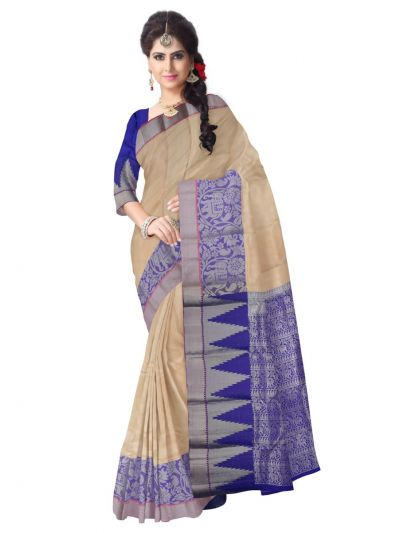 MCA8070502 - Uppada Traditional Silk Saree