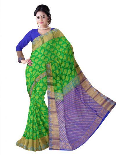 MCA8070528 - Uppada Traditional Silk Saree