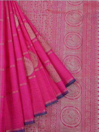 Vivaha Exclusive Bridal Silk Saree - MCA8148317