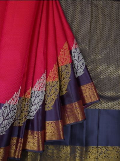 Estrila Wedding Silk Saree-MCA8222711