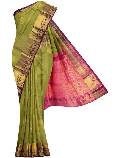 MCA8272188 - Vivaha Wedding Silk Saree