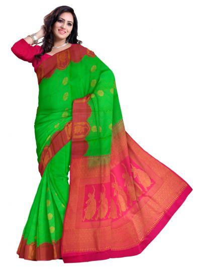 MCC9182968 - Bairavi Traditional Silk Saree