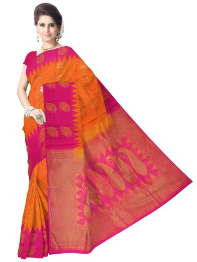 Bairavi Traditional Uppada Silk Saree-MCC9182970