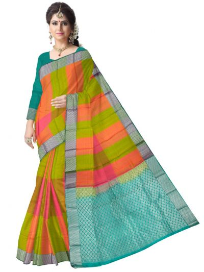 Bairavi Exclusive Traditional Silk Saree