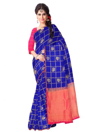 MCC9254354 - Bairavi Traditional Silk Saree