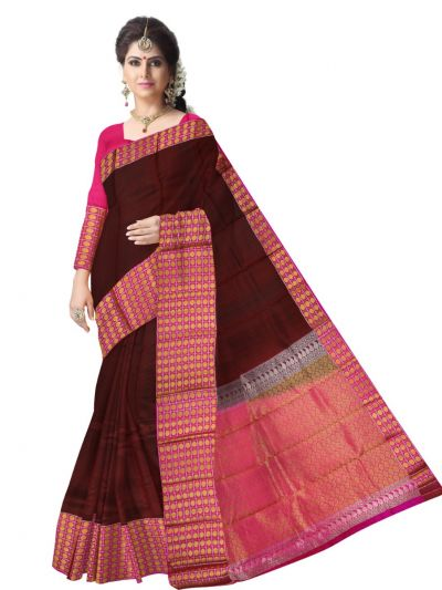 Bairavi Traditional Silk Saree - MCC9254370