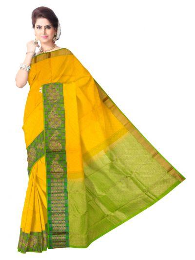 Bairavi Traditional Uppada Silk Saree - MCC9263182