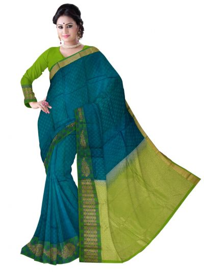 Bairavi Traditional Uppada Silk Saree-MCC9263184