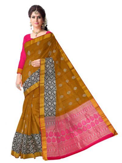 Bairavi Traditional Silk Saree - MCC9423746