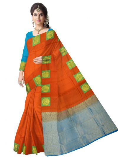 Bairavi Traditional Silk Saree - MCC9423763